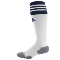 adidas Team Copa Zone Cushion II Socks - Men's - White / Navy