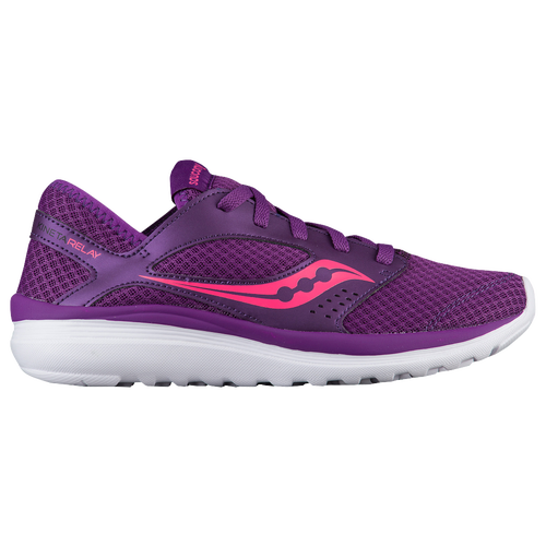 Saucony Kineta Relay - Women's - Purple / Pink