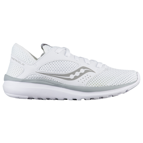 Saucony Kineta Relay - Women's - White / Grey