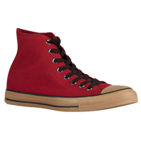 Converse All Star Hi - Men's - Red / Tan