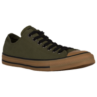 Converse All Star Ox - Men's - Olive Green / Black