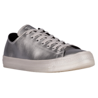 Converse All Star Ox Leather - Men's - Silver / White