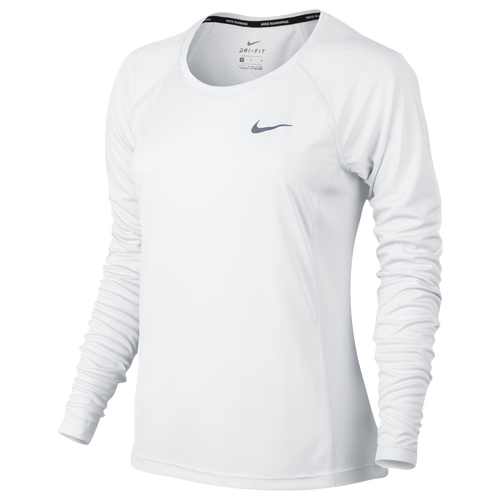 4c9aec76 new Nike Dri-FIT Miler Long Sleeve T-Shirt - Women's - Running ...