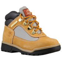 Timberland Field Boots - Boys' Preschool - Tan / Tan