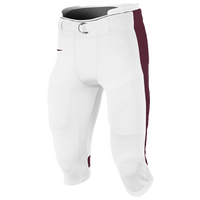 Nike Team Open Field Pant - Men's - White / Maroon