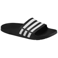 adidas Duramo Slide - Men's - Black / White