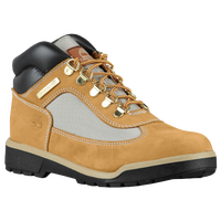 Timberland Field Boot - Boys' Grade School - Tan / Grey