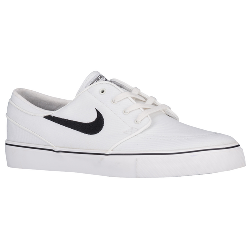 Nike SB Zoom Stefan Janoski - Men's - White / Black