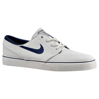 Nike SB Zoom Stefan Janoski - Men's - White / Navy