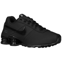 Nike Shox Deliver  - Boys' Grade School - All Black / Black