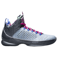 Jordan Melo M11 - Men's - Grey / Silver