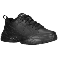 Nike Air Monarch IV - Men's - All Black / Black