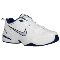 Nike Air Monarch IV - Men's - White / Navy