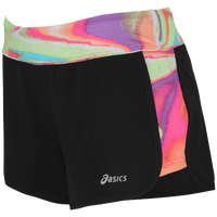 "ASICS� 4.5"" Everysport Shorts - Women's - Black / Multicolor"