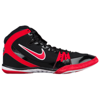 Nike Freek - Men's - Black / Red