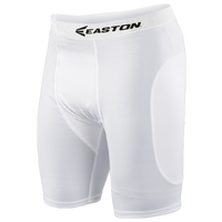 Easton Sliding Shorts - Men's - All White / White