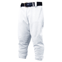 Easton Pull-Up Baseball Pants - Boys' Grade School - All White / White