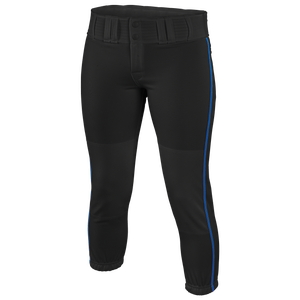 Easton Low Rise Pro Piped Pant - Women's - Black/Royal