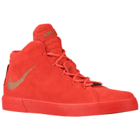 Nike LeBron XII NSW Lifestyle - Men's -  Lebron James - Red / Gold