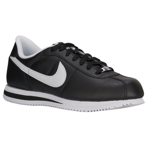 Nike Cortez - Men's - Black/White