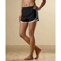 Nike Tempo Shorts - Women's - Black / White