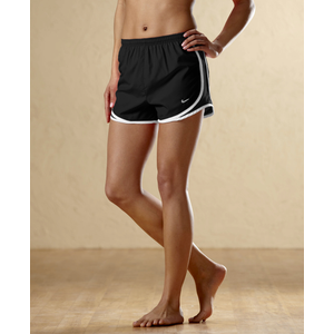 Nike Tempo Shorts - Women's - Black/White