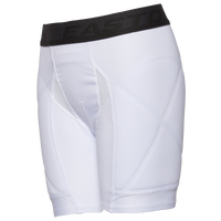Easton Extra Protective Sliding Shorts - Youth - White / Black