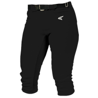 Easton Mako Softball Pants - Women's - All Black / Black