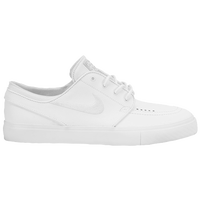 Nike SB Zoom Stefan Janoski - Men's - White / Grey