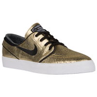 Nike SB Zoom Stefan Janoski - Men's - Gold / Black