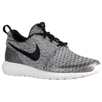Nike Roshe Flyknit - Men's - Grey / Black