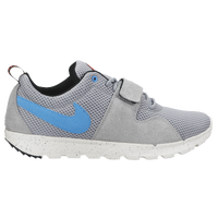 Nike SB Trainerendor - Men's - Grey / Off-White