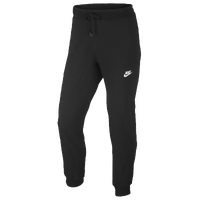 Nike AW77 Lightweight Cuff Pants - Men's - All Black / Black