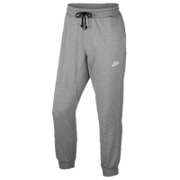 Nike AW77 Lightweight Cuff Pants - Men's - Grey / Grey