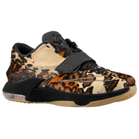 Nike KD 7 - Men's -  Kevin Durant - Black / Tan