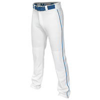 Easton Mako 2 Piped Baseball Pants - Men's - White / Blue