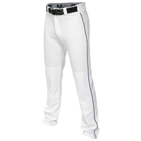 Easton Mako 2 Piped Baseball Pants - Men's - White / Navy