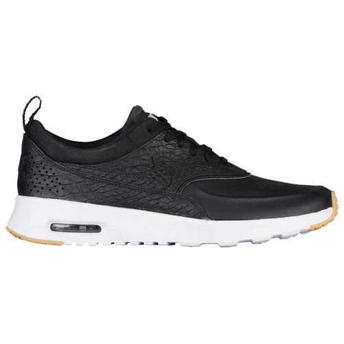 4a42472733 Nike Air Max Thea - Women's - Running - Shoes - Black/Black/Gum ...
