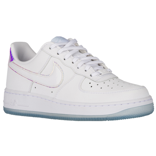 nike air force 1 07 low womens white blue af1 white