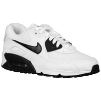 Nike Air Max 90 - Women\u0026#39;s - White / Black
