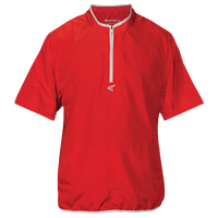 Easton M5 Short Sleeve Cage Jacket - Men's - Red / Silver