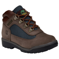 Timberland Field Boot - Boys' Grade School - Brown / Black