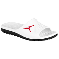 Jordan Super.Fly Slide - Men's - White / Red