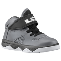Nike Soldier VII - Boys' Toddler -  LeBron James - Grey / Black