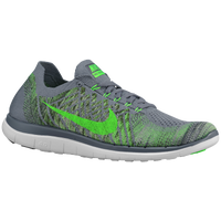Nike Free 4.0 Flyknit 2015 - Men's - Grey / Black