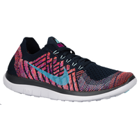Nike Free 4.0 Flyknit 2015 - Women's - Navy / Purple