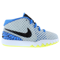 Nike Kyrie I - Boys' Toddler - Grey / Black