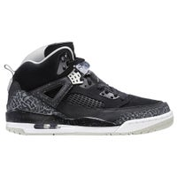 Jordan Spizike - Boys' Grade School - Black / Grey