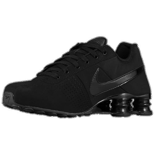 Nike Shox Nz Eu Noir Et Or
