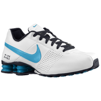 Nike Shox Deliver - Men's - White / Black